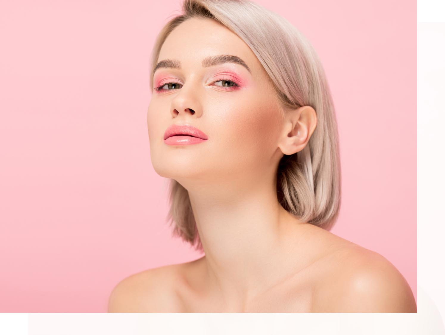 Lip Fillers Cosmetic Treatments Woman