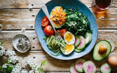 Our Focus for August: Healthy Eating